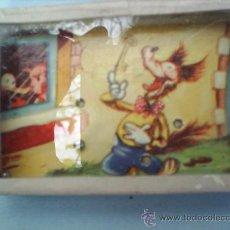 Juegos antiguos: JUEGO DE HABILIDAD-PROPAGANDA ALMENDRINA -LECHE VEGETAL-AÑOS 30. Lote 17473766