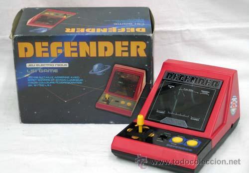 Maquina Defender Tipo Nintendo Arcade Anos 80 Comprar Juegos