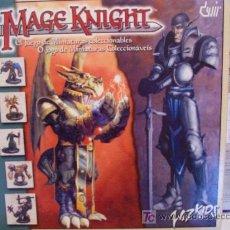 Juegos antiguos: MAGE KNIGHT, EL JUEGO DE MINATURAS COLECCIONABLES. Lote 26923569