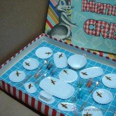 Juegos antiguos: JUEGO MENAJE CRIS ¡¡¡¡ NUEVO ¡¡¡ AÑOS 60S VAJILLA - MUÑECAS -. Lote 26854017