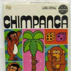Juegos antiguos: CHIMPANCA DE GOULA AÑOS 70. Lote 24426207