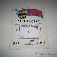 Juegos antiguos: JUEGO DE MAGIA - PREDILECCIÓN. Lote 26953541