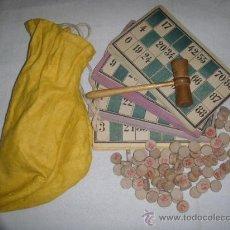 Juegos antiguos: LOTERIA AÑOS 50. Lote 26606167