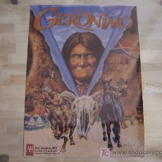 Juegos antiguos: JUEGO GERONIMO (AVALON HILL, 1995) -DESCATALOGADO; PRECINTADO!; VER DESCRIPCIÓN Y FOTOS.-. Lote 27511048