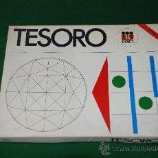Juegos antiguos: EL TESORO.DISET. JUEGO AÑOS 70.. Lote 26475264