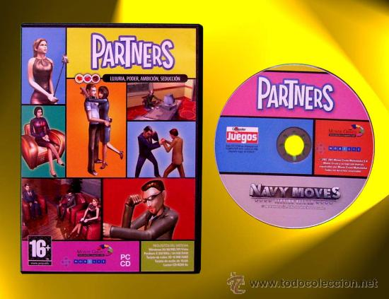 Partners Juego Para Pc Coleccion Computer H Comprar Juegos