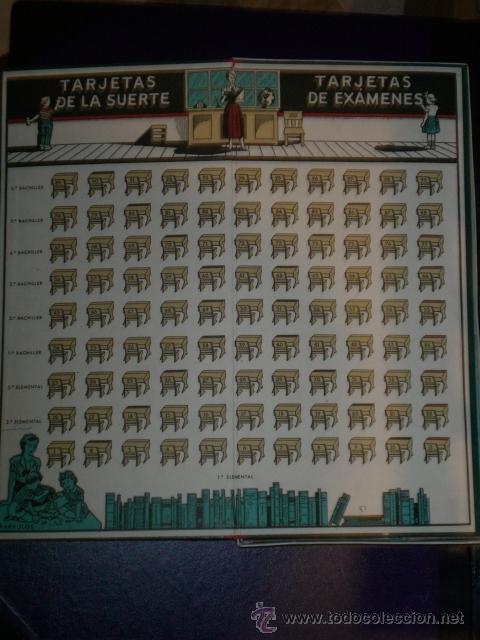 Juegos antiguos: JUEGO CRONE: EL PRIMERO DE LA CLASE, PATENTADO POR FRANCISCO ROSELLÓ. - Foto 3 - 15892534