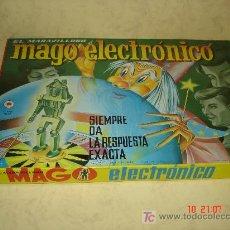 Juegos antiguos: MAGO ELECTRONICO. Lote 26741421