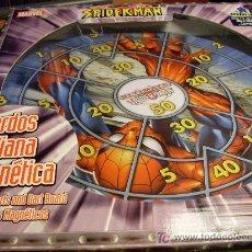 Juegos antiguos: SPIDERMAN DARDOS Y DIANA MAGNÉTICA. Lote 16660166