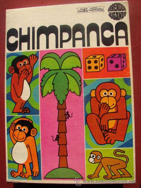 CHIMPANCA - GOULA (Juguetes - Juegos - Otros)