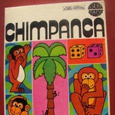 Juegos antiguos: CHIMPANCA - GOULA. Lote 26354447