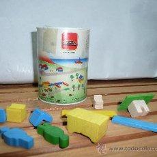 Juegos antiguos: GOULA. JUEGO DE CONSTRUCCION. Lote 17750958