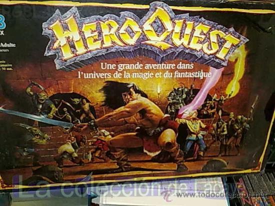 hero quest adventure con manual cartas y libro comprar juegos rh todocoleccion net heroquest amiga manual heroquest manuel