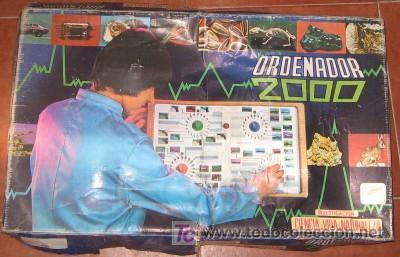 ORDENADOR 2000, DE GRAINES (Juguetes - Juegos - Otros)