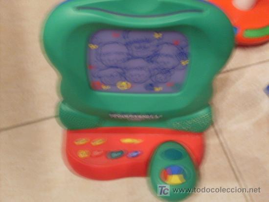 PEQUEÑO ORDENADOR INFANTIL (Juguetes - Juegos - Otros)