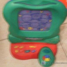 Juegos antiguos: PEQUEÑO ORDENADOR INFANTIL. Lote 18486384
