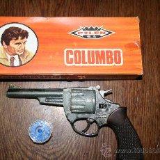 Juegos antiguos: REVOLVER COLUMBO (METAL) PILEN S.A.. Lote 122108367