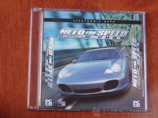 Juego Pc Ano 2000 Need For Speed Porsche 200 Comprar Juegos
