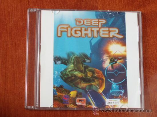Juego Pc Ano 2000 Deep Fighter Comprar Juegos Antiguos Variados