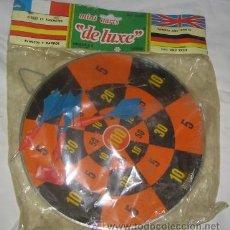 Juegos antiguos: DIANA Y DARDOS DE LUXE INDIAN, DE MIDENA. Lote 21733005