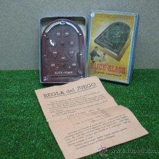 Juegos antiguos: KLICK-KLACK--- JUGUETE PASATIEMPO AMERICANO. Lote 21976051