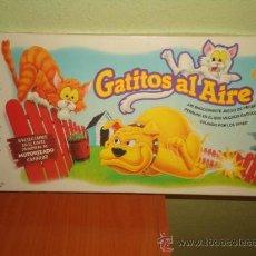 Juegos antiguos: JUEGO GATITOS AL AIRE DE MB. Lote 165753222