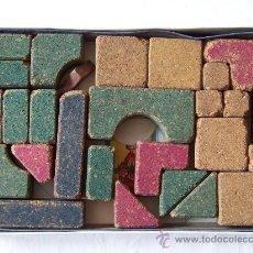 Juegos antiguos: ANTIGUO JUEGO DE CONSTRUCCION. Lote 27039785