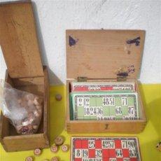 Juegos antiguos: JUEGO DE LOTERIA. Lote 25193931