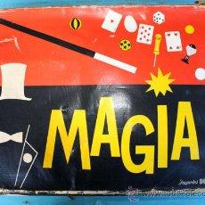 Juegos antiguos: ANTIGUO JUEGO DE MAGIA DE BORRAS - Nº 2 - EN SU CAJA ORIGINAL - CON INSTRUCCIONES - TAL Y COMO SE VE. Lote 25588335