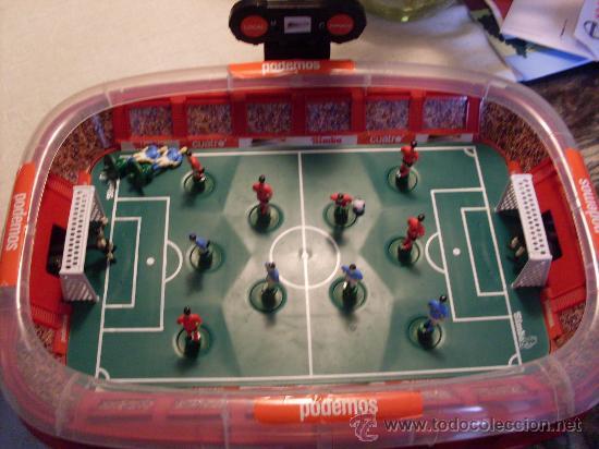 Juego Futbol Mesa Jug 11 Comprar Juegos Antiguos Variados En