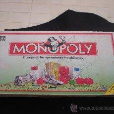 Juegos antiguos: MONOPOLY DE PARKERT VERSION CALLES DE MADRID. Lote 28783837