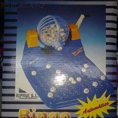 Juegos antiguos: BINGO LOTERIA AUTOMATICO. Lote 28193075