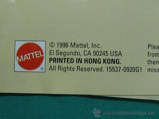 Juegos antiguos: Construx de Mattel año 1995 - Foto 6 - 29443631