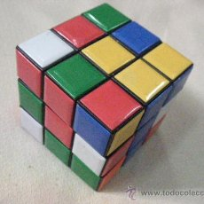 Juegos antiguos: CUBO RUBIK. Lote 30675693