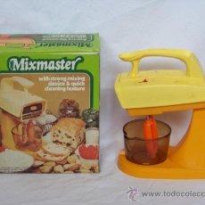 Juegos antiguos: BATIDORA JUGUETE MIXMASTER MAXWELL. Lote 30759366