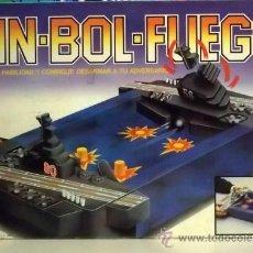 Juegos antiguos: PIN-BOL FUEGO DE CEFA. Lote 30974252