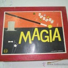 Juegos antiguos: ANTIGUO JUEGO DE MAGIA. Lote 31348852