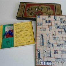 Juegos antiguos: FBI UN JUEGO TACTICO - FRANCISCO ROSSELLO - JUEGOS CRONE AÑOS 50 - JUEGO DE MESA F.B.I.. Lote 31532916