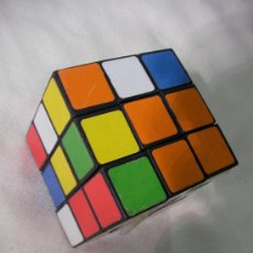 Juegos antiguos: CUBO RUBIK. Lote 32025318