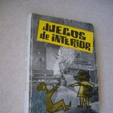 Juegos antiguos: JUEGOS DE INTERIOR - VILLAMALA 1969 - ( PASTAS DURAS ). Lote 32497786