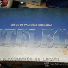 Juegos antiguos: INTELECT DE CEFA. Lote 32940477