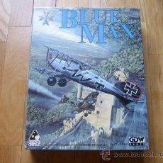 Juegos antiguos: JUEGO WARGAME - BLUE MAX - DISEÑOS ORBITALES - GDW - ESTRATEGIA - WWI. Lote 34396800