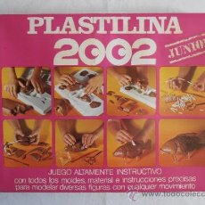 Juegos antiguos: JUEGO PLASTILINA 2002 DELFIN NUEVO A ESTRENAR. Lote 33908416
