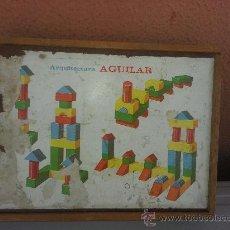 Juegos antiguos: JUEGO DE ARQUITECTURA. Lote 33969063