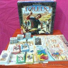 Juegos antiguos: TOLEDO, JUEGO DE ESTRATEGIA - JUEGO DEVIR.. Lote 34701749