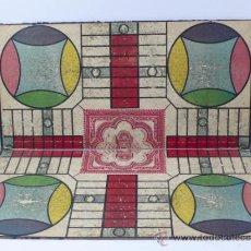 Juegos antiguos: JUEGO DE PARCHÍS ANTIGUO, PARCHESI. 23X47 CM CERRADO.. Lote 35120535