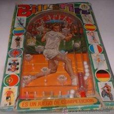 Juegos antiguos: JUEGO BILLARIN TENIS, DE JUGUETES PIQUE, EN CAJA. CC. Lote 35182551