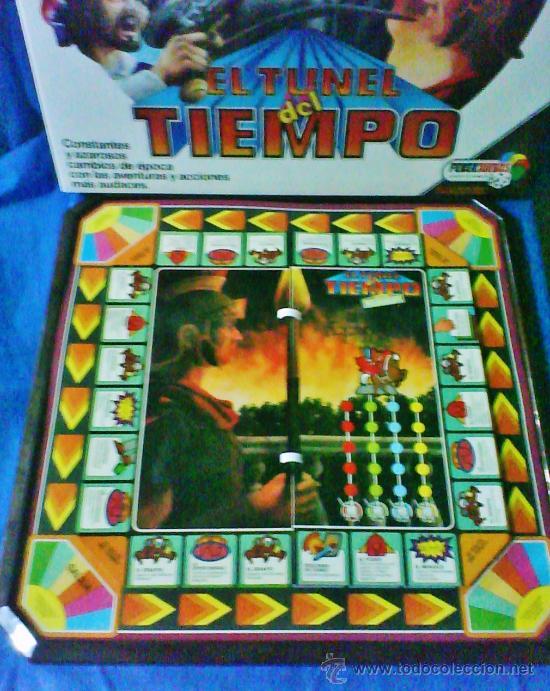 Juegos antiguos: el tunel del tiempo - col.feberjuegos - ref.820 - feber - sin estrenar - ver fotos - años 70/80 - - Foto 5 - 36020738
