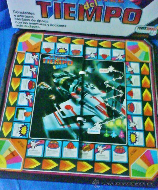 Juegos antiguos: el tunel del tiempo - col.feberjuegos - ref.820 - feber - sin estrenar - ver fotos - años 70/80 - - Foto 9 - 36020738