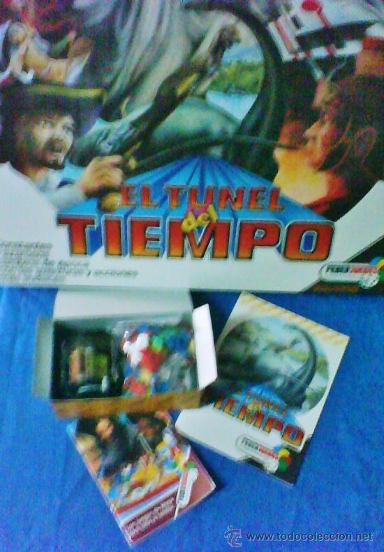 Juegos antiguos: el tunel del tiempo - col.feberjuegos - ref.820 - feber - sin estrenar - ver fotos - años 70/80 - - Foto 10 - 36020738